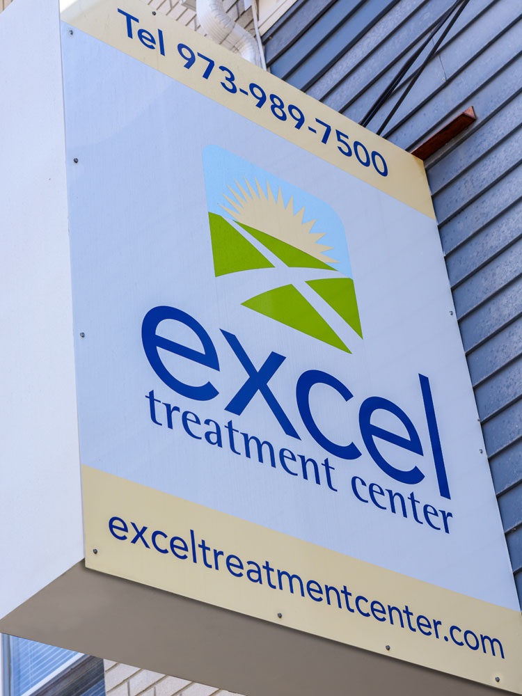 Excel Treatment Center Sign